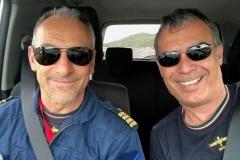 Selfie Riccardo e Luca