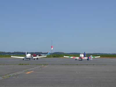 Grazie anche ai nostri velivoli, classe '68, che ci hanno portato fin qui!