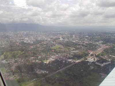 Ma per decollare da Chiang Mai ci sono volute 4 ore...